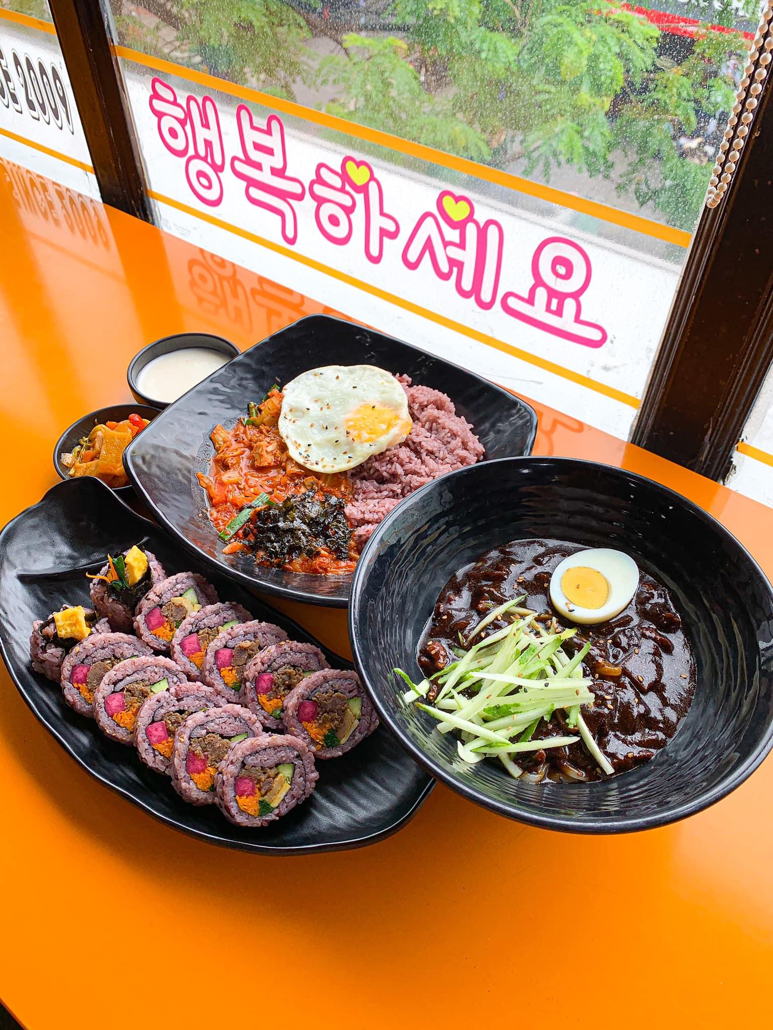 quán ăn Hàn Quốc Quận 10 5