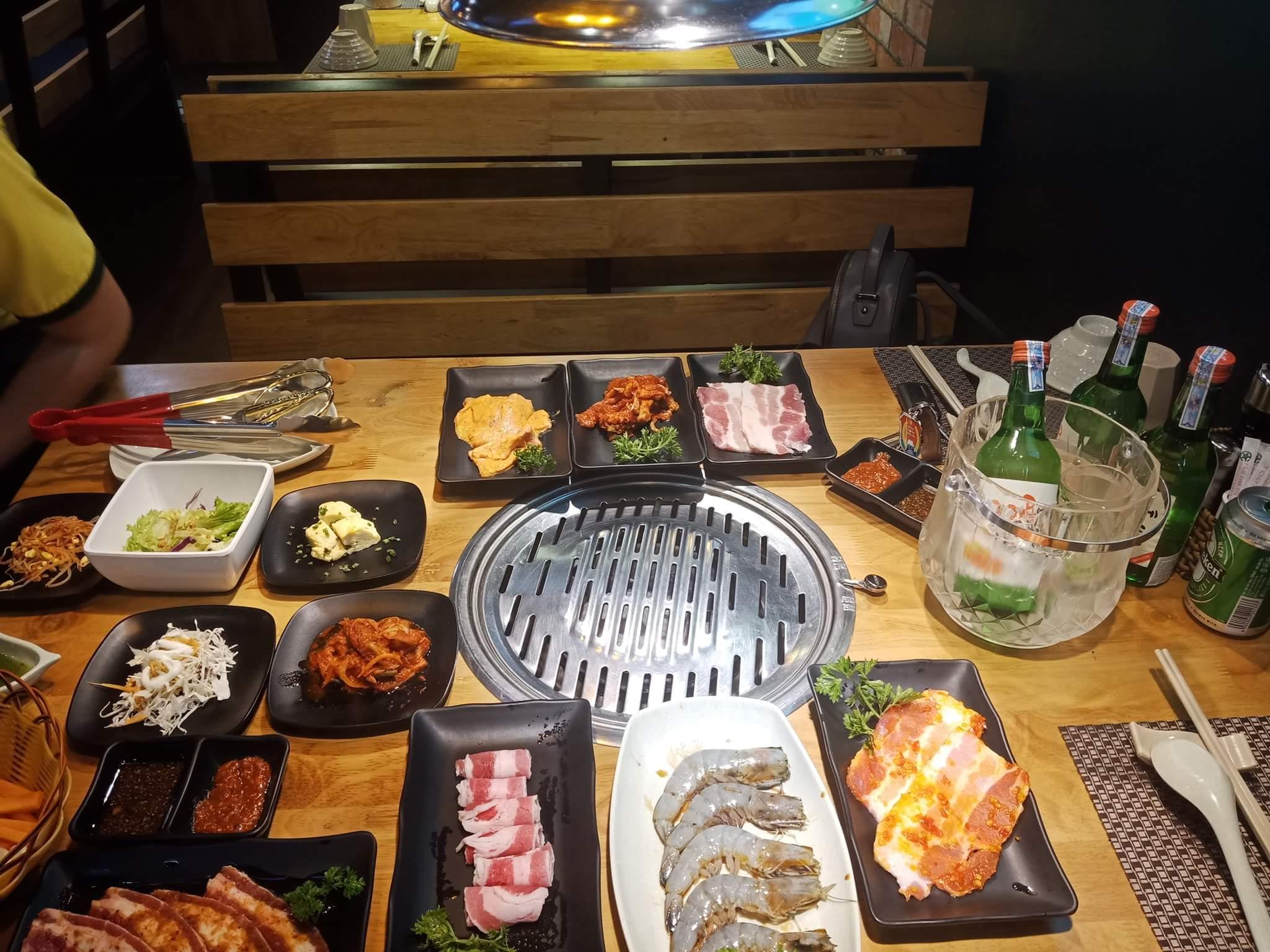 quán ăn Hàn Quốc Quận 10 2