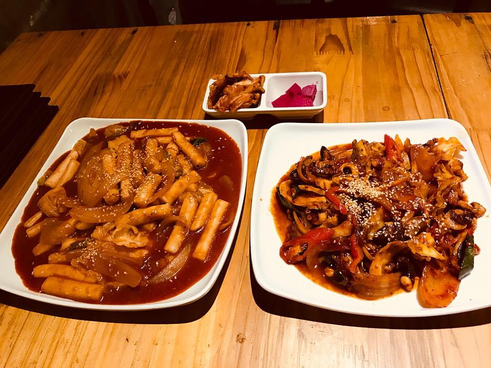 quán ăn Hàn Quốc Quận 10 6