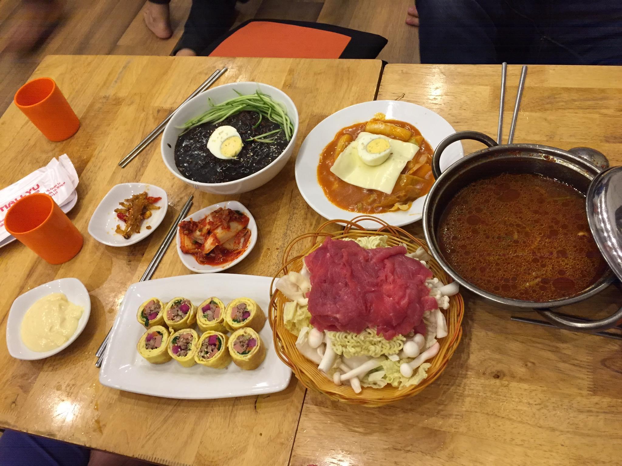 quán ăn Hàn Quốc Quận 10 7