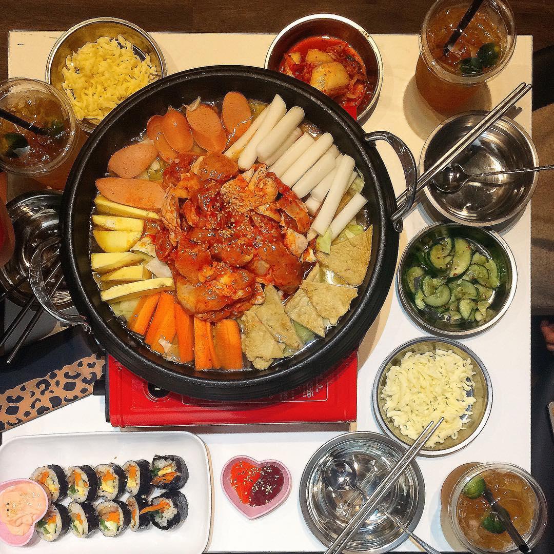 MARU Korean Food