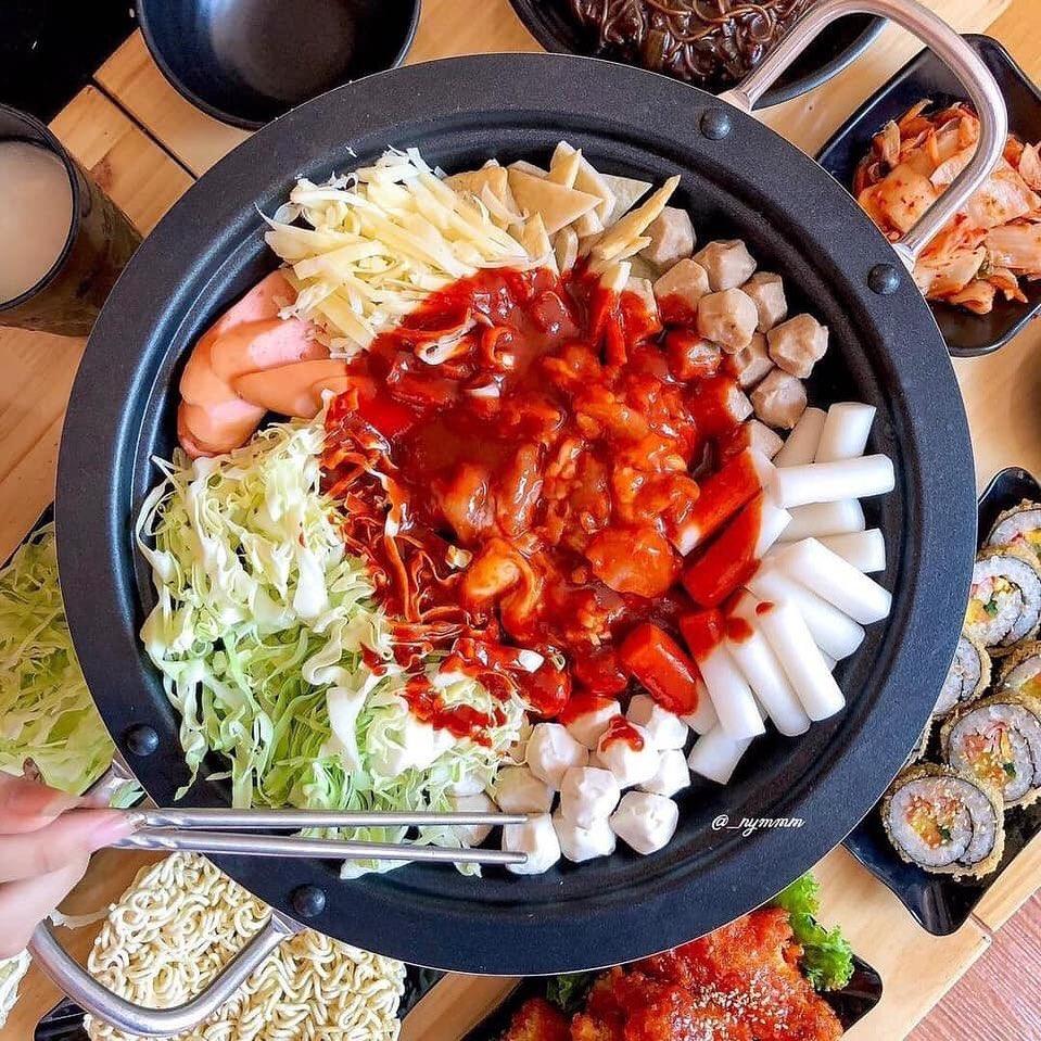 Santori Korean Food