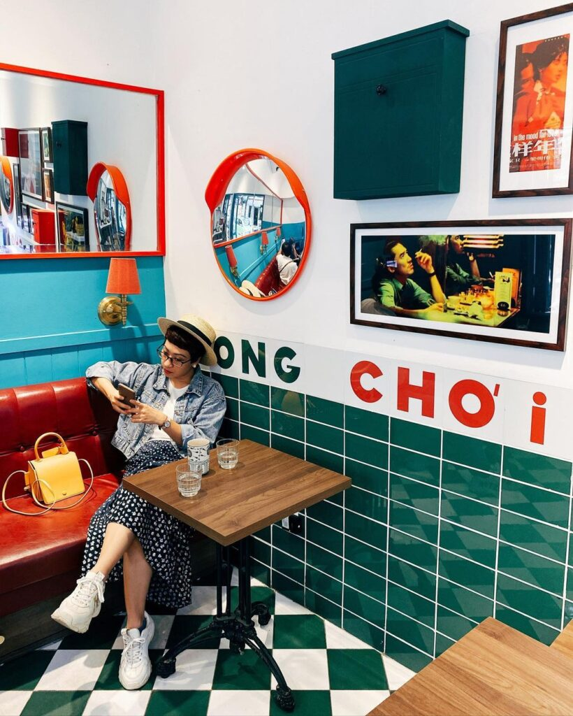 rong choi cafe