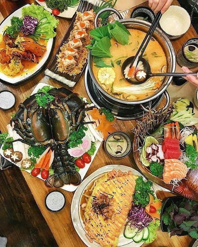 sio sushi lau ngon