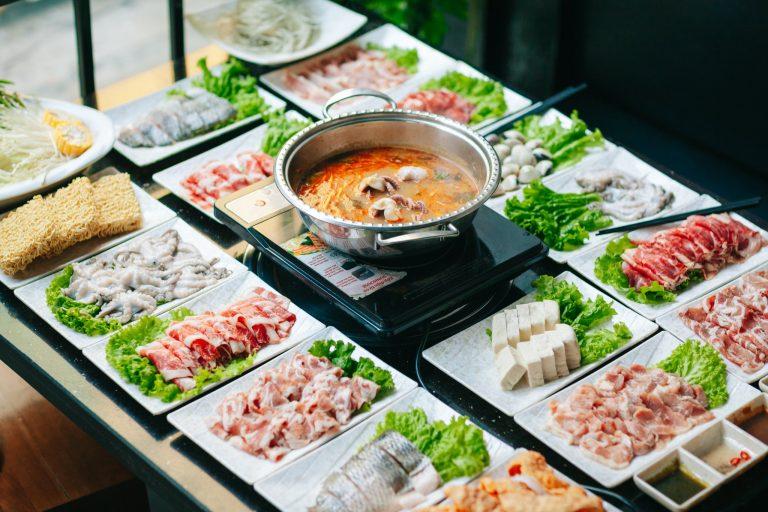 Thai Pattaya buffet