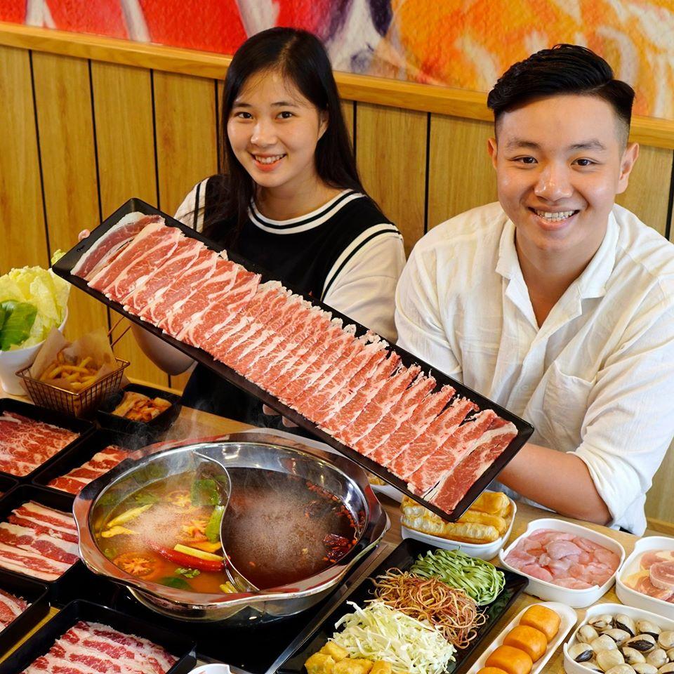 buffet lẩu thái Sài Gòn 01