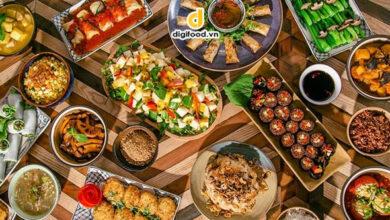 Mách nhỏ 10 Quán buffet chay Sài Gòn được dân sành ăn cực kỳ yêu thích