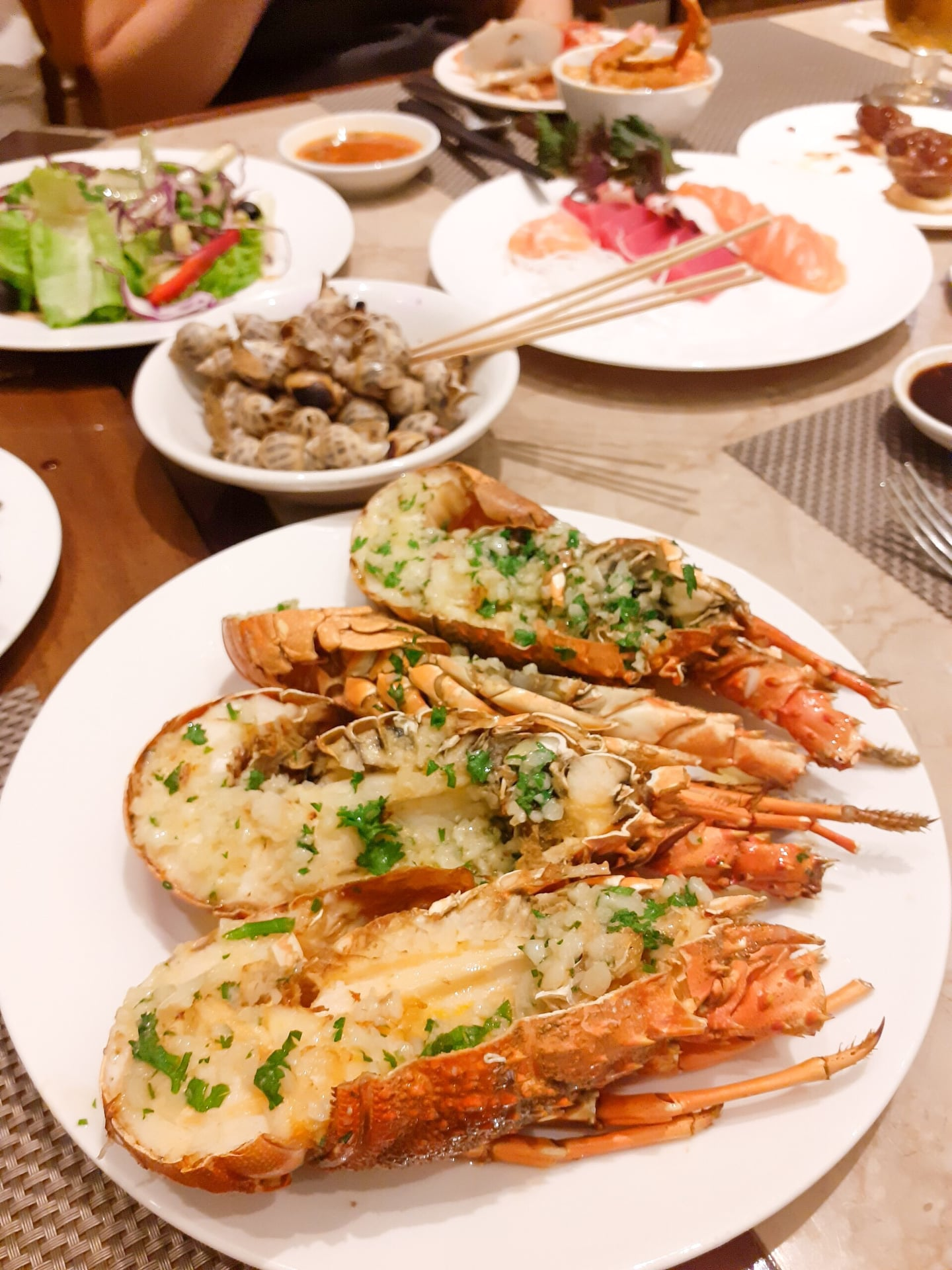 Oven D'or Restaurant - buffet tôm hùm Hà Nội