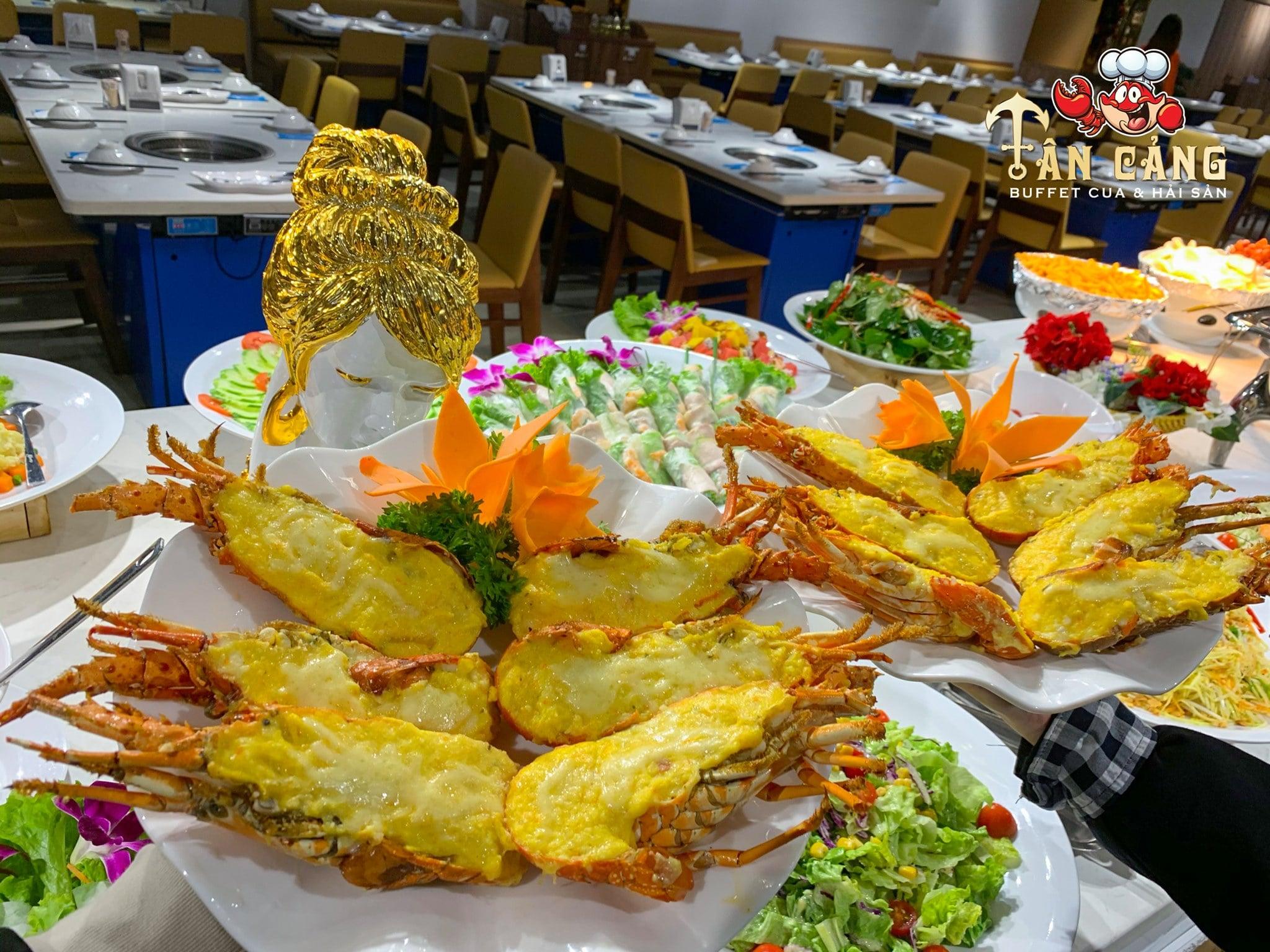 Nhà hàng Hải Đăng Vương - buffet tôm hùm Hà Nội