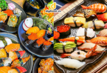 buffet sushi tphcm