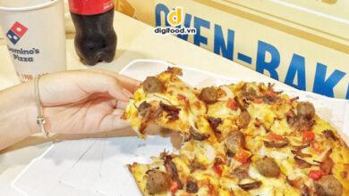 Domino pizza Giang Vo avt
