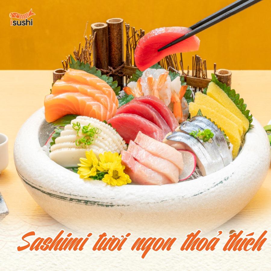 isushi ha noi 2